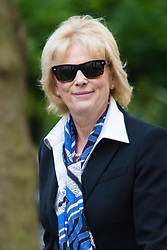 Downing Street, London, June 16th 2015. Minister for Small Business, Industry and Enterprise Anna Soubry arrives at 10 Downing Street for the weekly cabinet meeting.