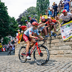 Stage 1 from Bruxelles to Brussel of the 106th Tour de France, 6 July 2019. Photo by Thomas van Bracht / PelotonPhotos.com | All photos usage must carry mandatory copyright credit (Peloton Photos | Thomas van Bracht)