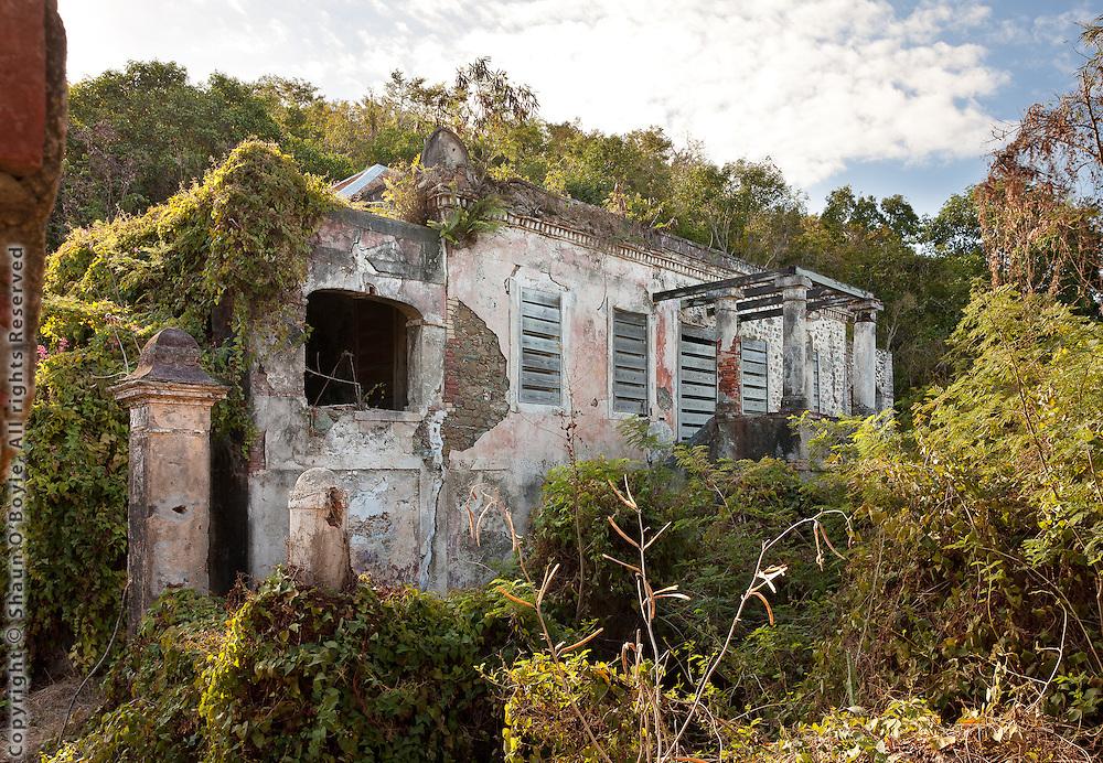 Reef Bay Great House 2011, St. John, USVI, West Indies