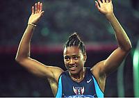 JONES, Marion      <br />              Leichtathletik Weitsprung USA