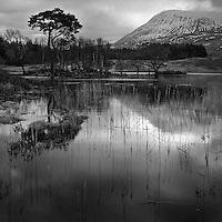 Loch Tulla and Ben Dorain