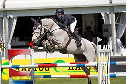 Roosendaal Maud, (NED), Universo<br /> Nederlands kampioenschap springen - Mierlo 2016<br /> © Hippo Foto - Dirk Caremans<br /> 21/04/16