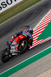 September 7, 2018 - Misano Adriatico, Ialy, Italy - 04 ANDREA DOVIZIOSO from Italy, Ducati Team, Ducati Desmosedici GP18, Gran Premio Octo di San Marino e della Riviera di Rimini, during the Friday FP1 at the Marco Simoncelli World Circuit for the 13th round of MotoGP World Championship, from September 7th to 9th - Photo by Felice Monteleone - NurPhoto  (Credit Image: © Felice Monteleone/NurPhoto/ZUMA Press)