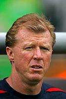 Photo: Glyn Thomas.<br />England v Trinidad & Tobago. Group B, FIFA World Cup 2006. 15/06/2006.<br /> England's assistant manager Steve McClaren.