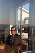 Kadri Gürsel, Turkish journalist for the Cumhirriyet newspaper in Istanbul, Turkey on 23rd April 2018. Bradley Secker for Helsingin Sanomat.