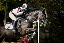Phillips Zara (GBR) - Tallyho Sambucca<br /> Military Boekelo CCI *2008<br /> Photo © Hippo Foto