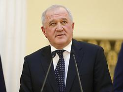 April 26, 2017 - Saint Petersburg, Russia - Head of the Federal Customs Service Vladimir Bulavin (Credit Image: © Russian Look via ZUMA Wire)
