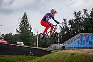 2021 UCI BMXSX World Cup<br /> Round 4 at Bogota (Colombia)<br /> Qualification Moto<br /> ^me#33 DAUDET, Joris (FRA, ME) Shimano, Chase, FLY
