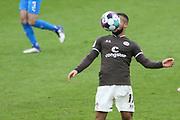 Fussball: 2. Bundesliga, FC St. Pauli - Holstein Kiel, Hamburg, 09.01.2021<br /> Daniel-Kofi Kyereh (Pauli)<br /> © Torsten Helmke