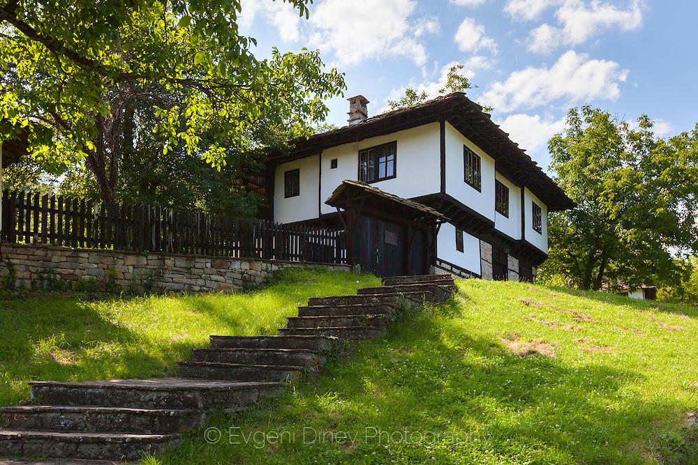 Architectural reserve of Bozhentsite