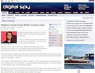 Jimmy Carr / Digital Spy / January 2011
