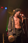 Corey Feldman and the Truth Movement live in concert at the Beachland Ballroom in Cleveland, Ohio May 23, 2010