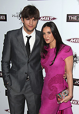 Demi Moore and Ashton Kutcher - 25 Sep 2019