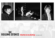 Rolling Stones Poster.Charlie is my Darling.Ireland 1965.<br />