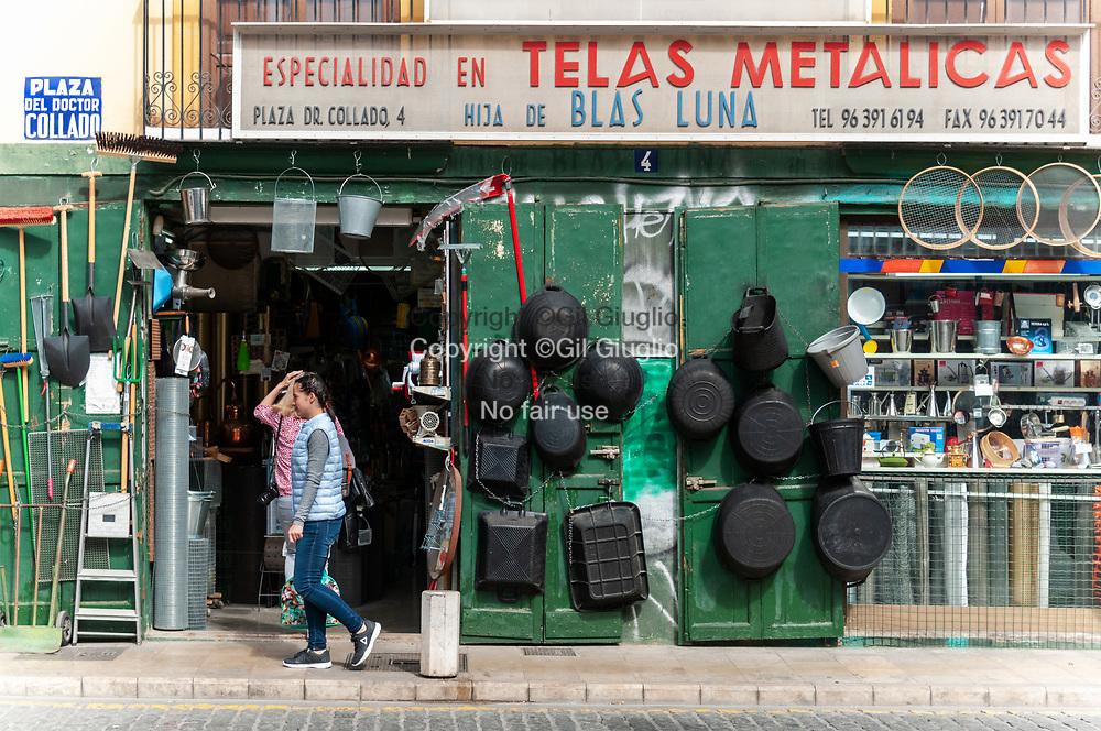 Espagne, Valence, vieille-ville // Spain, Valencia, old town