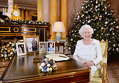Queen's Christmas Broadcast - 25 Dec 2017