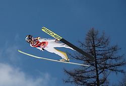 Roman Koudelka (CZE) during Ski Flying Hill Men's Team Competition at Day 3 of FIS Ski Jumping World Cup Final 2017, on March 25, 2017 in Planica, Slovenia. Photo by Vid Ponikvar / Sportida