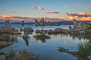 South Tufa formations at Mono Lake, Mono County, California, USA
