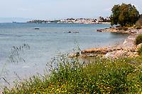 Aegina is one of the Saronic Islands of Greece in the Saronic Gulf.