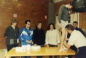 Corso Massaggiatori Acquacetosa 2001