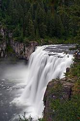 Upper Mesa Falls, Island Park, Idaho