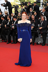 Barbara Meier attends the 'The Meyerowitz Stories' screening during the 70th annual Cannes Film Festival at Palais des Festivals on May 21, 2017 in Cannes, France. Photo by Shootpix/ABACAPRESS.COM