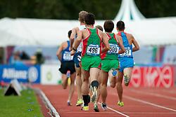 AZEVEDO Jose, FREITAS Samuel, SARKEEV Pavel, KHRUSTALEV Viacheslav, 2014 IPC European Athletics Championships, Swansea, Wales, United Kingdom