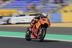 May 18, 2018 - Le Mans, France - 44 POL ESPARGARO (ESP) RED BULL KTM FACTORY RACING (AUT) KTM RC16 (Credit Image: © Panoramic via ZUMA Press)