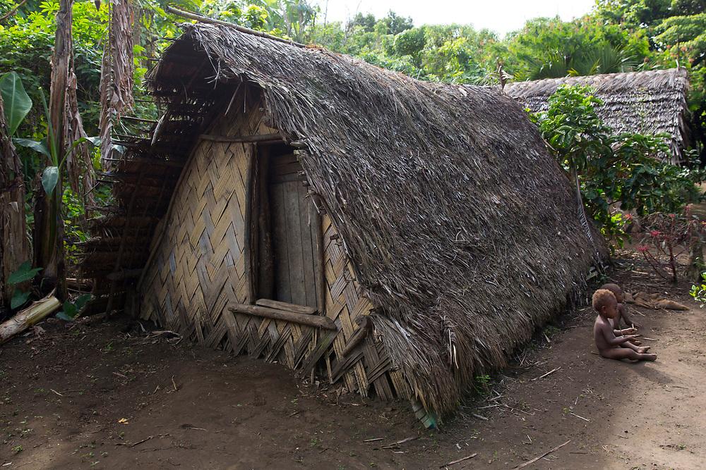 Lowinio Custom Village in Tanna, Vanuatu
