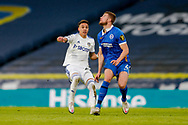 Leeds United forward Rodrigo Moreno (20) in action during the Premier League match between Leeds United and Brighton and Hove Albion at Elland Road, Leeds, England on 16 January 2021.