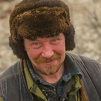 Every few years the nomadic Komi reindeer herding clan selects a new leader.  In 2006 it was Vasily Terentév, Marie Terenteva's younger son.