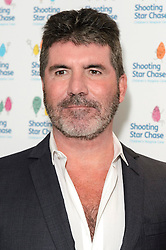 © Licensed to London News Pictures. 01/10/2016. SIMON COWELL attends the annual Shooting Stars CHASE fundraising ball.  London, UK. Photo credit: Ray Tang/LNP