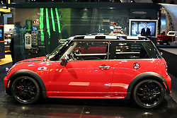 09 February 2006:  2007 Mini Cooper.....Chicago Automobile Trade Association, Chicago Auto Show, McCormick Place, Chicago IL