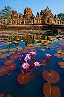 Thailande, province de Buriram, temple de Muang Tham // Thailand, Buriram province, Muang Tham temple