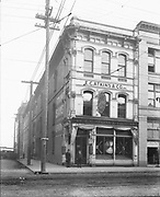 8702-137. E. C. Atkins Co., 60 First St. at corner of Pine St. on the SE corner, Portland, Oregon. sawmill tools and supplies.
