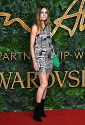 Yasmin Le Bon attending the Fashion Awards in association with Swarovski held at the Royal Albert Hall, Kensington Gore, London