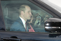 © Licensed to London News Pictures. 19/12/2018. Prince William, Catherine Duchess of Cambridge arrives at Buckingham Palace to attend the Royal Family Christmas Lunch. Photo credit: Dinendra Haria/LNP