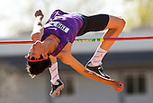 Field & Track : Chinese high jumper Zhang Guowei