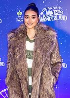 Neelam Gill at the  Hyde Park Winter Wonderland launch, London, UK - 20 Nov 2019