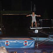 Kerstshow Groot Russisch Staatscircus, clown