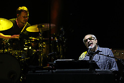 June 15, 2018 - St. Paul, MN, USA - Lead singer and keyboardist Donald Fagen of Steely Dan performed Friday night. ] ANTHONY SOUFFLE • anthony.souffle@startribune.com ....Veteran rockers Steely Dan and Doobie Brothers performed Friday, June 15, 2018 at the Xcel Energy Center in St. Paul, Minn. (Credit Image: © Anthony Souffle/Minneapolis Star Tribune via ZUMA Wire)