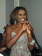 JUNE SARPONG;, June Sarpong  celebrates launch of her new political website, PoliticsAndTheCity.com. Institute Of Contemporary Arts (ICA), The Mall, London, SW1 8 July 2008 *** Local Caption *** -DO NOT ARCHIVE-© Copyright Photograph by Dafydd Jones. 248 Clapham Rd. London SW9 0PZ. Tel 0207 820 0771. www.dafjones.com.