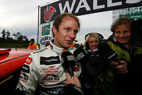 MOTORSPORT - WORLD RALLY CHAMPIONSHIP 2010 - WALES RALLY GB / RALLYE DE GRANDE-BRETAGNE - CARDIFF (GBR) - 11 TO 14/11/2010 - PHOTO : ALEXANDRE GUILLAUMOT / DPPI - <br /> PETTER SOLBERG (NOR) - CITROËN C4 WRC - PETTER SOLBERG WORLD RALLY TEAM - AMBIANCE