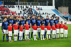 FORMAZIONE ITALIA<br /> CALCIO AMICHEVOLE ITALIA - MAROCCO U21
