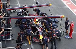 October 27, 2017 - Mexico-City, Mexico - Motorsports: FIA Formula One World Championship 2017, Grand Prix of Mexico, ..#3 Daniel Ricciardo (AUS, Red Bull Racing) (Credit Image: © Hoch Zwei via ZUMA Wire)