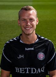 Charlton Athletic first team sports scientist Josh Hornby