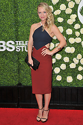 AJ Cook arrives at the 2017 CBS Television Studios Summer Soiree TCA Party held at the CBS Studio Center – New York Street in Studio City, CA on Tuesday, August 1, 2017. (Photo By Sthanlee B. Mirador) *** Please Use Credit from Credit Field ***
