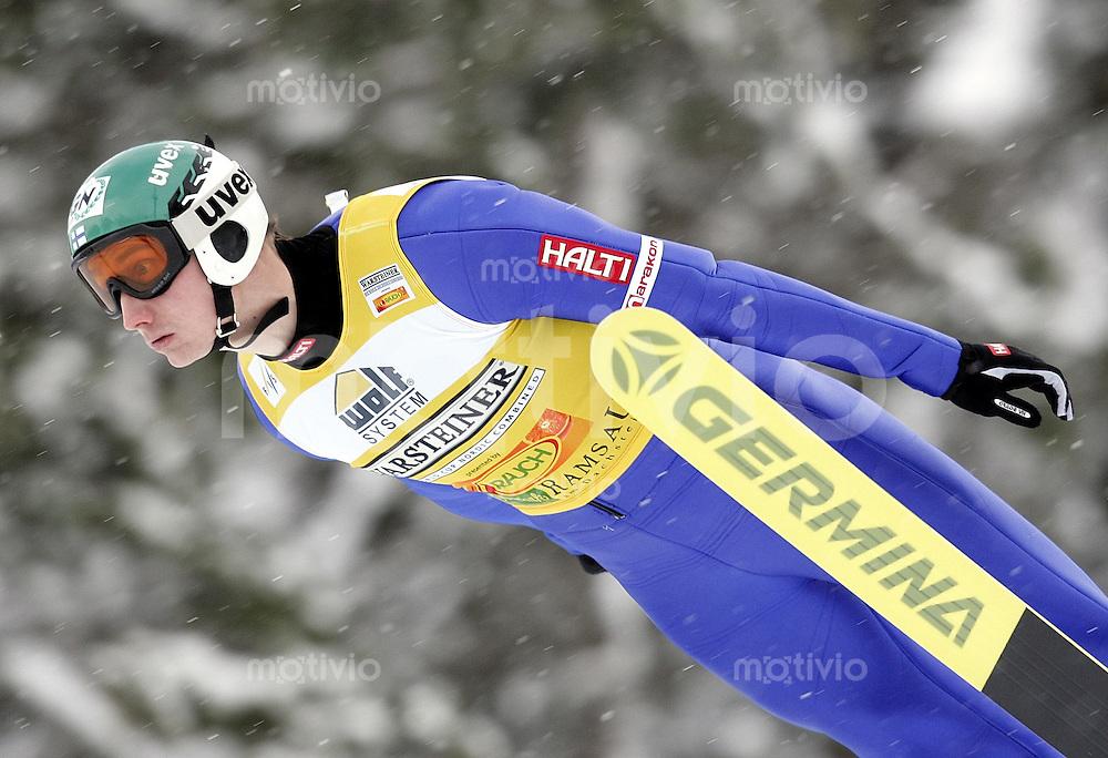 Nordische Kombination Weltcup 2005/2006 Ramsau  Hannu Manninen (FIN)