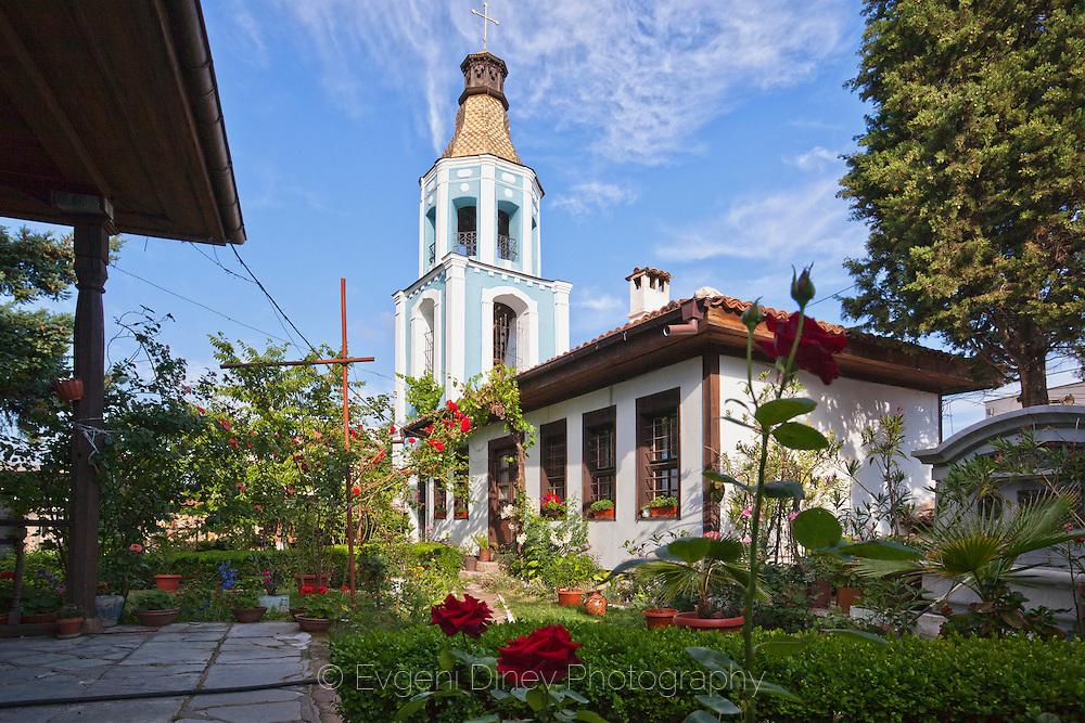 Panagyrishte church