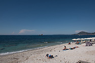 Le Ghiaie, Portoferraio's city beach